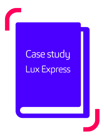 Lux Express case study